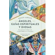 Ángeles, guías espirituales y Diosas