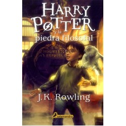 1 - Harry Potter y la piedra filosofal