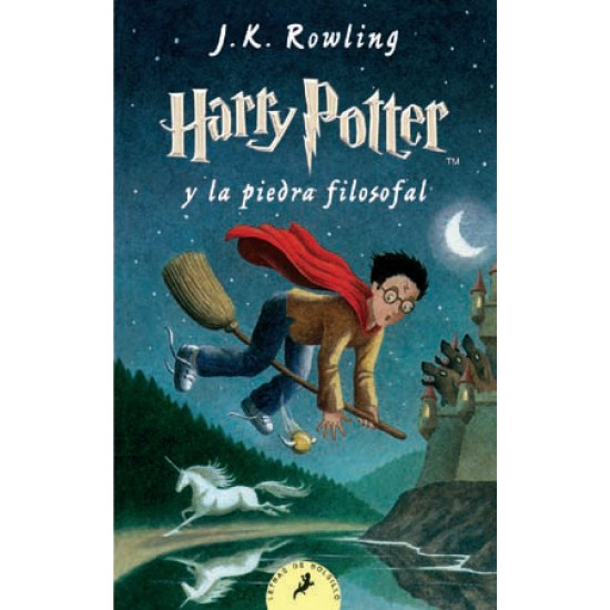 1 - Harry Potter y la piedra filosofal