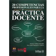 20 Competencias profesionales para la práctica docente