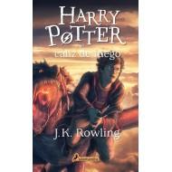 4 - Harry Potter y el cáliz de fuego