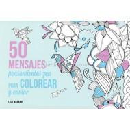 50 Mensajes pensamientos zen para colorear y enviar