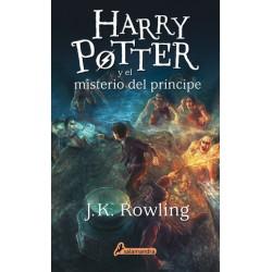 6 - Harry Potter y el misterio del principe