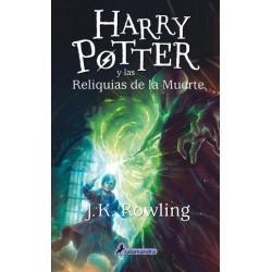 7 - Harry Potter y las reliquias de la muerte