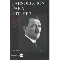 ¿Absolución para Hitler?