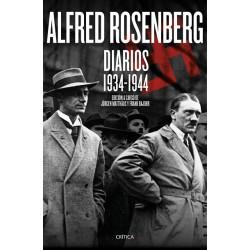 Alfred Rosenberg diarios 19344 - 1944