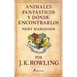 Animales fantásticos y dónde encontrarlos