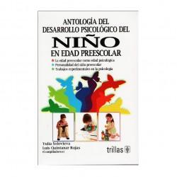 Antología del desarrollo psicológico del niño en edad preescolar