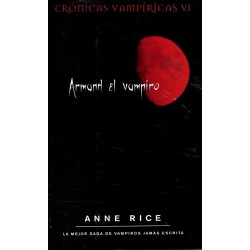 Crónicas vampiricas - 4 Armand el vampiro