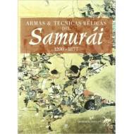 Armas y técnicas bélicas del Samuái
