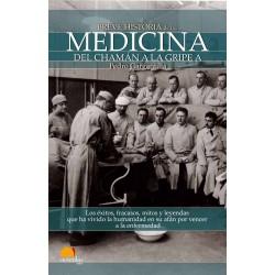 Breve historia de la Medicina del chamán a la gripe A