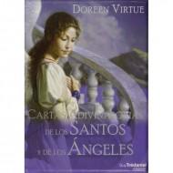 Cartas adivinatorias de los santos y de los ángeles