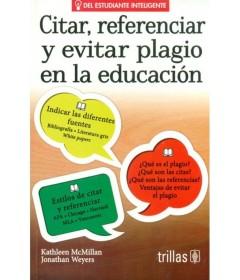 Citar, referenciar y evitar plagio en la educación