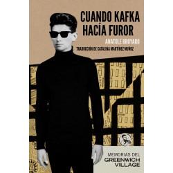 Cuando Kafka hacía furor