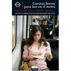Cuentos breves para leer en el metro