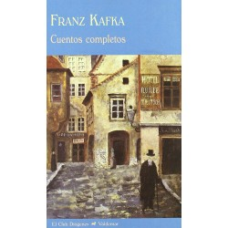 Cuentos completos Franz Kafka