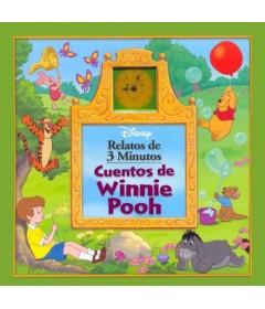 Cuentos de Winnie Pooh. Relatos de 3 minutos.