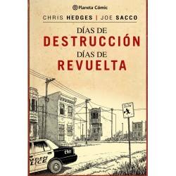 Días de destrucción días de revuelta