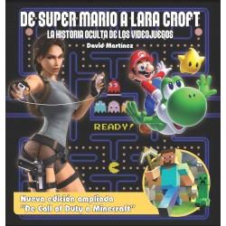 De super Mario a Lara Croft