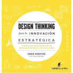 Design thinking para la innovación estratégica