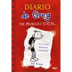 Diario de Greg - 1 Un pringao total
