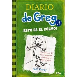 Diario de Greg - 3 ¡Esto es el colmo!