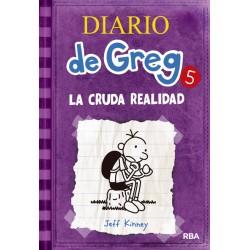 Diario de Greg - 5 La cruda realidad
