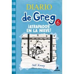 Diario de Greg - 6 ¡Atrapados en la nieve!