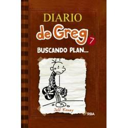 Diario de Greg - 7 Buscando plan