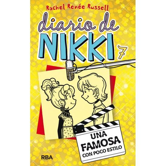 Diario de Nikki - 7 Una famosa con poco estilo