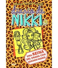 Diario de Nikki - 9 Una reina del drama con muchos humos