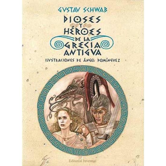 Dioses y héroes de la Grecia Antigua I