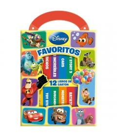 Disney favoritos: 12 libros de cartón