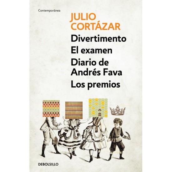 Divertimiento, el examen, diario de Andrés Fava, los premios