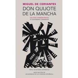 Don Quijote de la Mancha - Edición conmemorativa