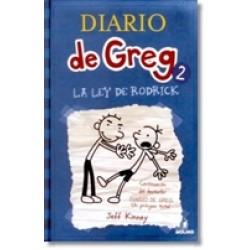 Diario de Greg - 2 La ley de Rodrick