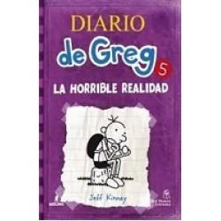 Diario de Greg - 5 La horrible realidad