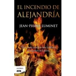 El incendio de Alejandría