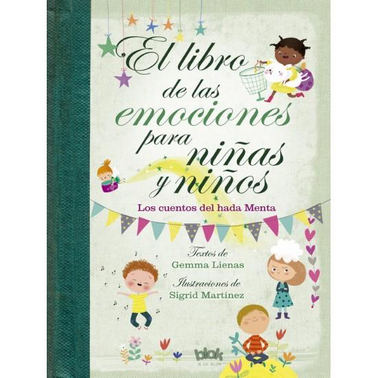 El libro de las emociones para niños y niñas