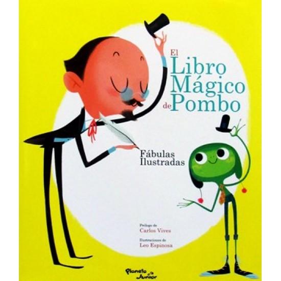El libro mágico de Pombo
