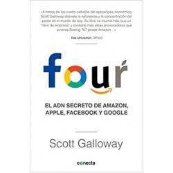 Four El adn secreto de amazon, apple, facebook y google