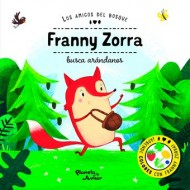 Franny zorra busca arándanos