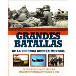 Grandes batallas de la segunda guerra mundial
