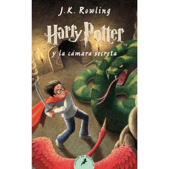 2 - Harry Potter y la cámara secreta