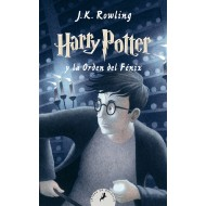 5 - Harry Potter y la orden del Fénix