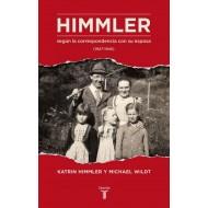 Himmler según la correspondencia con su esposa
