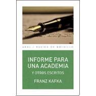 Informe para una academia y otros escritos