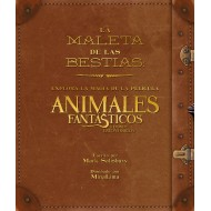 La maleta de las bestias Animales fantásticos y dónde encontrarlos