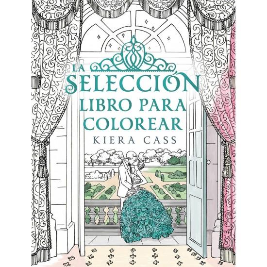 La selección libro para colorear