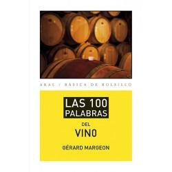 Las 100 palabras del vino